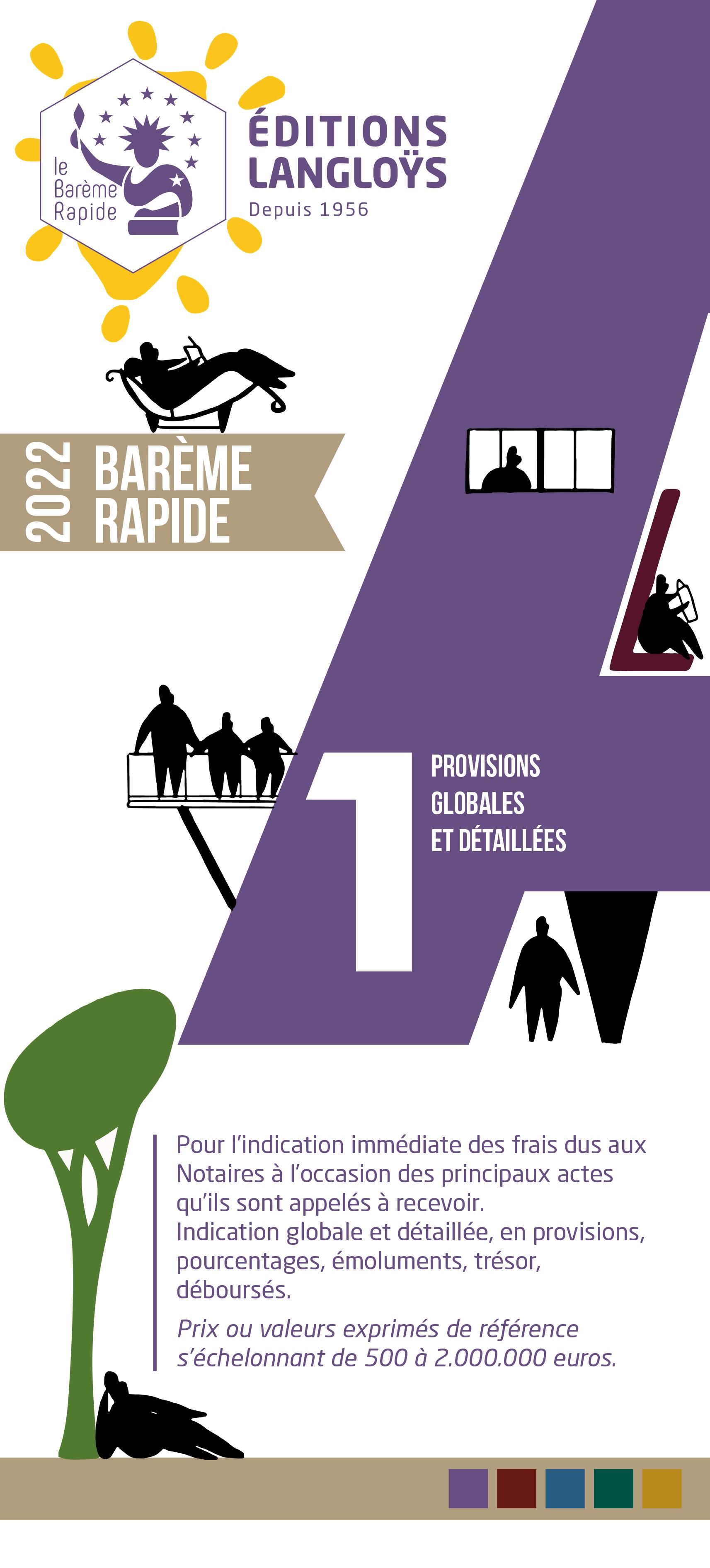 2022 - Barème Rapide A1