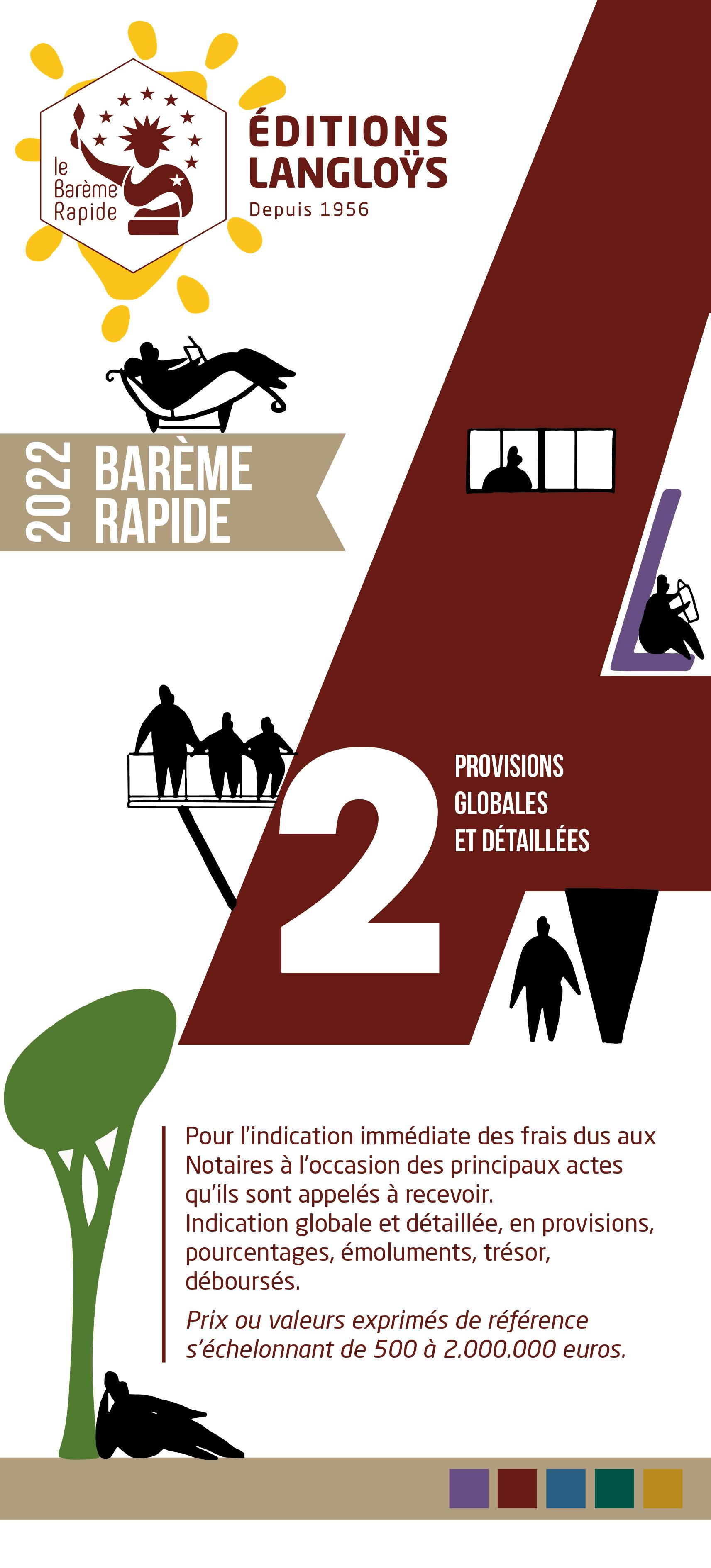 2022 - Barème Rapide A2